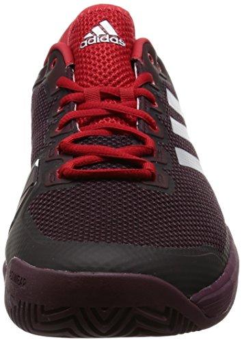 Plamat Adidas Zapatillas 2017 De borosc Varios Tenis Escarl Barricade Hombre Colores qaZUxgqn