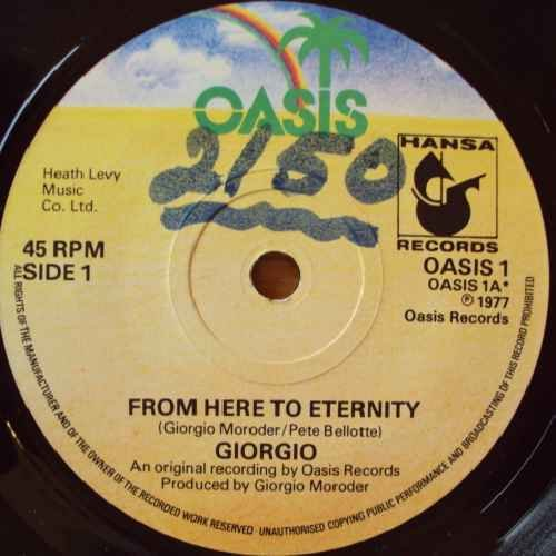 From Here To Eternity / Too Hot To Handle - Giorgio 7