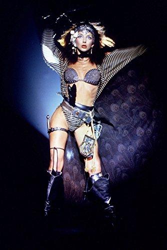 Kate Bush Babooshka Sexy Costume Leggy Poster Wow! 18x24 Poster