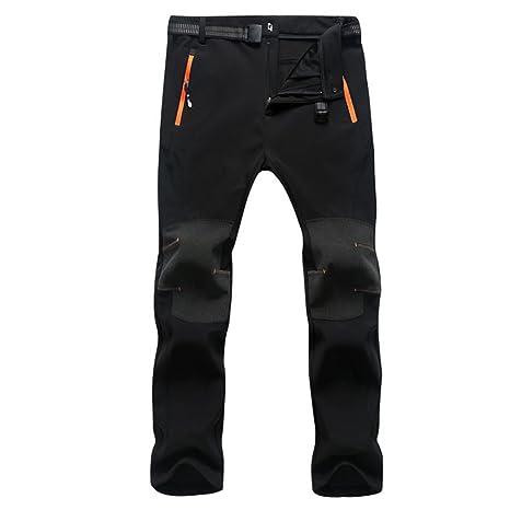 712536fde03c73 Naudamp Herren Wandern Hose Outdoor Leichte Breathable Schnelle Trockene  Klettern Cargo Hose (Black, 3XL