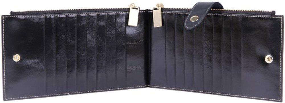 Cuello Cruzado de piel sintética bolsa - Pass tarjetas efectivo ID Billetes teléfono celular iPhone: Amazon.es: Equipaje