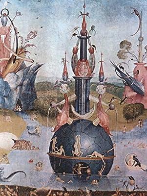 Lais Puzzle Hieronymus Bosch - El jardín de Las pasiones, Panel Central: El jardín de Las pasiones, Detalle 500 Piezas: Amazon.es: Juguetes y juegos
