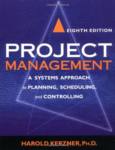 Project management a systems approach to planning scheduling and project management a systems approach to planning scheduling and controlling harold r kerzner 8580000151053 books amazon fandeluxe Choice Image