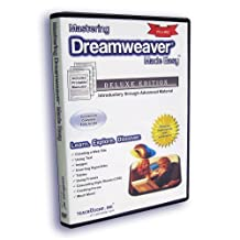 Mastering Dreamweaver Made Easy Training Tutorial v. CS5, CS4, CS3 & 8 – How to use Adobe Dreamweaver Video e Book Manual Guide. Even dummies can learn from this total DVD for everyone, with Introductory - Advanced material from Professor Joe