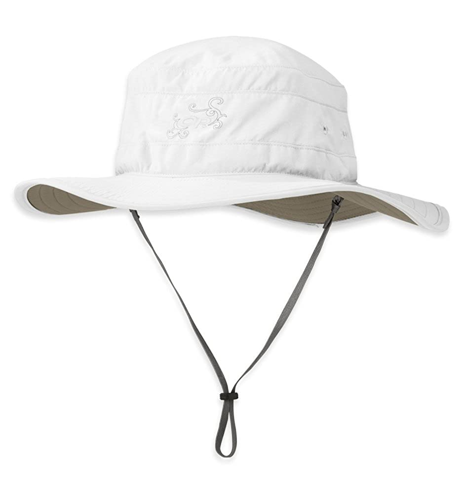 c367d33e6aac8 Outdoor Research Women s Solar Roller Sun Hat   Knit Cap Bundle at Amazon  Women s Clothing store