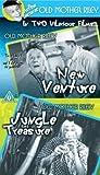 Old Mother Riley - New Venture/Jungle Treasure [DVD]