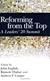Reforming from the Top : A Leaders' 20 Summit, English, John, 9280811185
