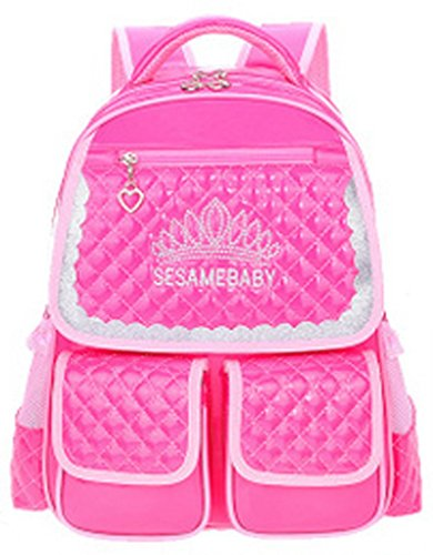Can Print Name Student Double Shoulders Backpack Nice for Gifts