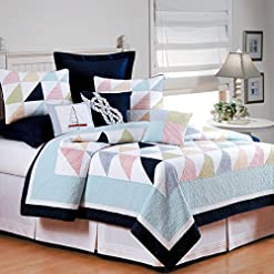 51WB0HCmcXL._SS247_ 100+ Nautical Bedding Sets