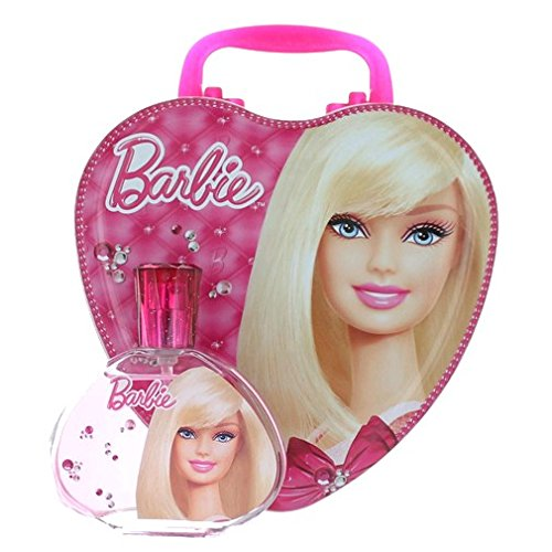 Barbie by Barbie, 3.4 oz Eau De Toilette Spray for Girls wit