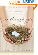#8: One Thousand Gifts: A Dare to Live Fully Right Where You Are