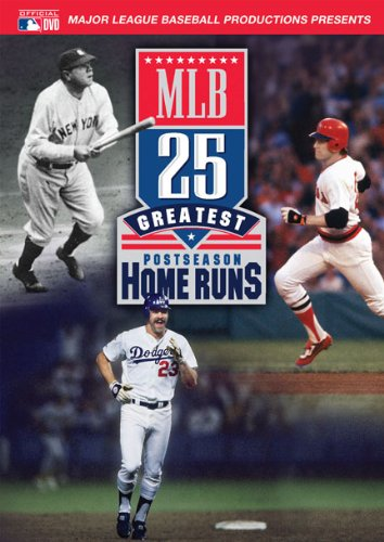 MLB 25 Greatest: Postseason Home Runs (Mlb Post)
