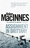 Front cover for the book Assignment in Brittany by Helen MacInnes