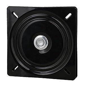 Amazon Com Bqlzr A3 Steel Plate Black 360 Degree Ball