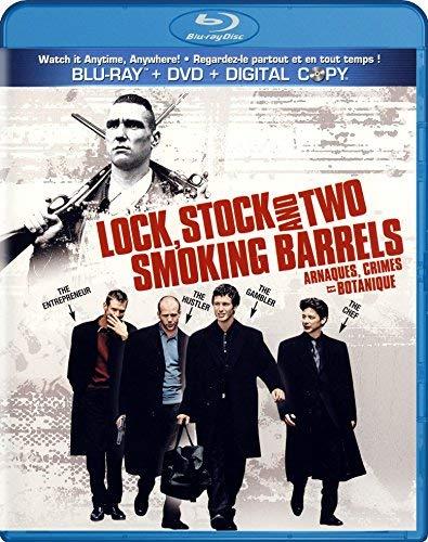 Lock, Stock and Two Smoking Barrels [Blu-ray]