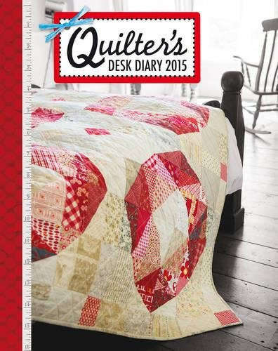 Quilter's 2015 Desk Diary