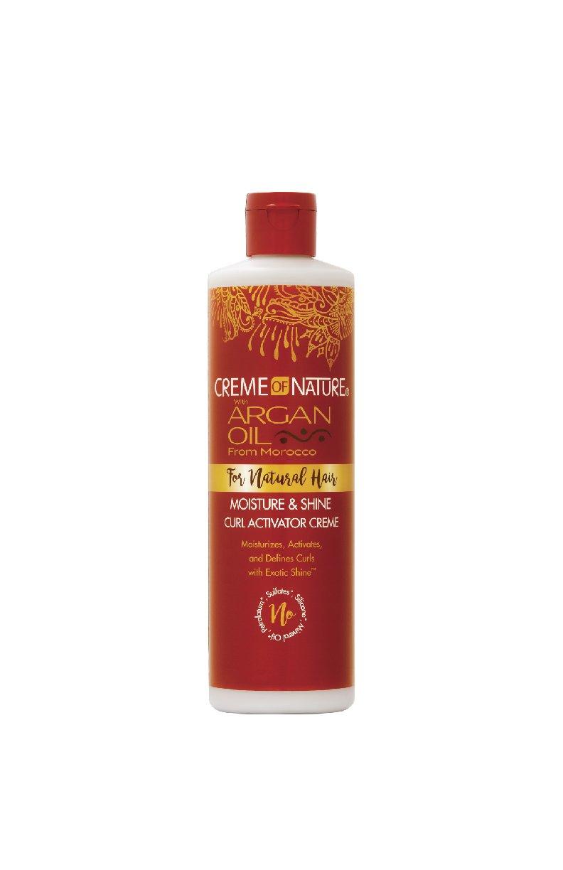 Creme of Nature Crème pour Boucles à l'Huile d'Argan - Lot de 3 389779