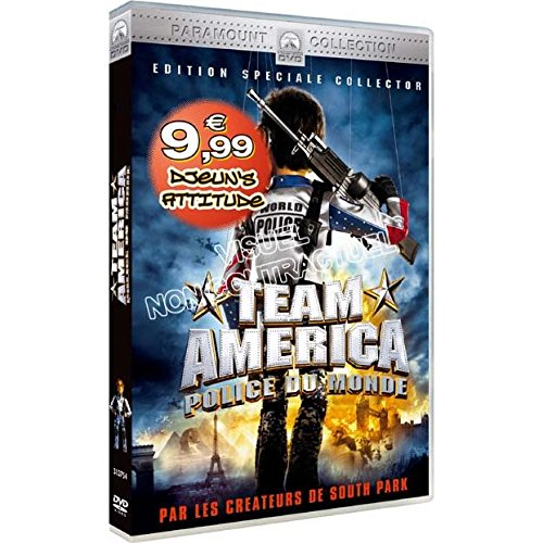 Team America - Police Du Monde - Édition Collector
