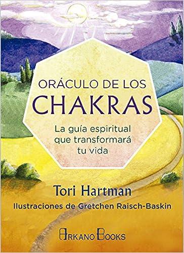 ORACULO DE LOS CHAKRAS: Tori Hartman: 9788415292586: Amazon ...