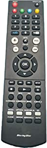 Calvas New remote control for RCA RTB10323LW Home Theater System with Blu-ray DVD Player CONTROLLER