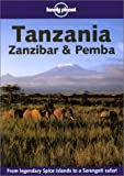 Front cover for the book Lonely Planet Tanzania, Zanzibar & Pemba by Mary Fitzpatrick