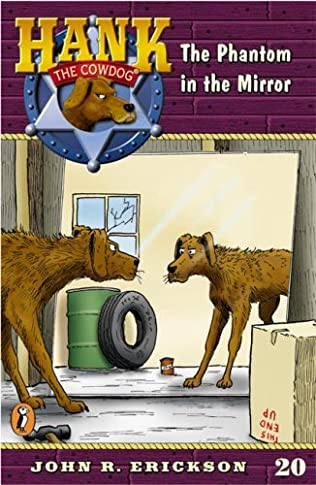 book cover of The Phantom in the Mirror