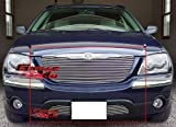 APS Fits 2004-2006 Chrysler Pacifica Billet Grille Combo #R87916A