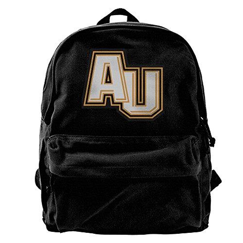 VCARETF Canvas Backpacks Adelphi University Canvas Backpack Travel Rucksack Backpack Daypack Knapsack Laptop Shoulder Bag