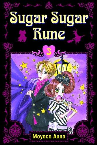 Pierre Tempête de Neige and Chocolat Meilleure / Kato, moyoco anno, sugar sugar rune, anime, manga, romance, love story
