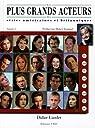 Les plus grands acteurs des séries américaines et britaniques. : Volume 2 par Liardet