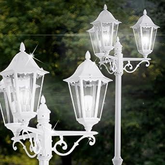 Gartenlaterne Gartenleuchte Wegeleuchte Außenleuchte Wegelampe Laterne Lampe DE