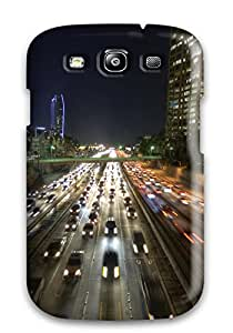 Cute High Quality Galaxy S3 Locations Los Angeles Case