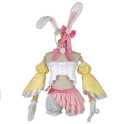 SHIXUE Disfraz Cosplay Hatsune Miku Adulto Disfraz De Halloween ...