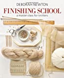 img - for Finishing School: A Master Class for Knitters book / textbook / text book