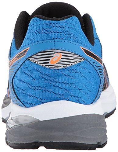 ASICS Men's Gel-Flux 4 Running Shoe Carbon/Black/Directoire Blue under $60 online high quality buy online LTRQfUBT