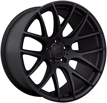 priced individually RTX Vertex Alloy Wheel//Rim Black Machined Face Size 18x8 Inch Bolt Pattern 5x114.3 Offset 40 Center Bore 73.1 Center Caps included Lug Nuts NOT included