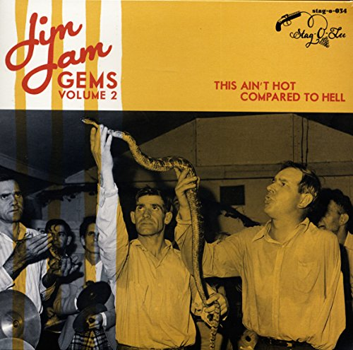 Jim Jam Gems Vol.2: This Ain't Compared To Hell (10inch - Jam Jim Gems