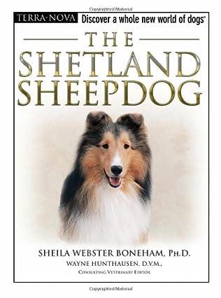 book cover of The Shetland Sheepdog