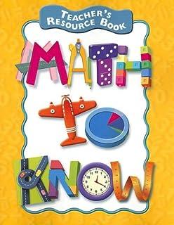 Math to know a mathematics handbook mary cavanagh 9780669471533 teachers resource book math to know fandeluxe Choice Image