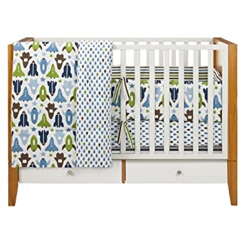 Amazon Com Dwellstudio For Target Space Crib Set Crib