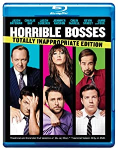 Cover Image for 'Horrible Bosses (Blu-ray/DVD Combo + Digital Copy)'