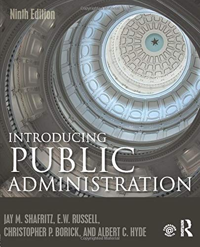 Introducing Public Administration by Routledge
