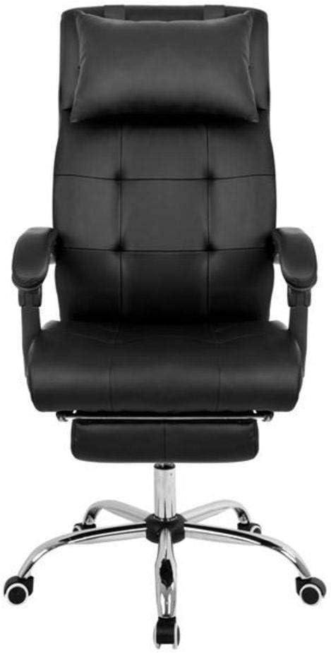 cadeira de escritório em couro