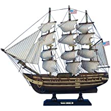 Hampton Nautical  USS Constitution Tall Ship, 15""