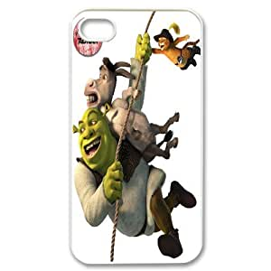 shrek donkey Hard Case For Iphone 4 4S case cover AKG264938