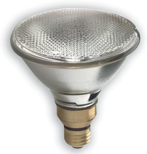6 GE 17451 Halogen 90W Par38 Floodlights 90PAR//H//FL25 NEW!! in Box