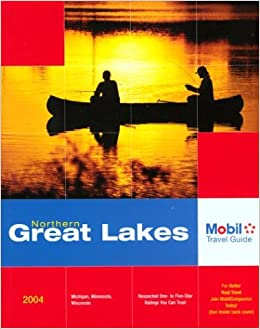 Book Mobil Travel Guide: Northern Great Lakes, 2004: Michigan, Minnesota, Wisconsin (Forbes Travel Guide: Northern Great Lakes)
