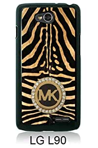 Michael Kors 70 Black Newest Customized LG L90 Phone Case