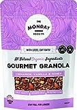 The Monday Food Cinnamon, Vanilla and Honey Gourmet Granola, 800 g