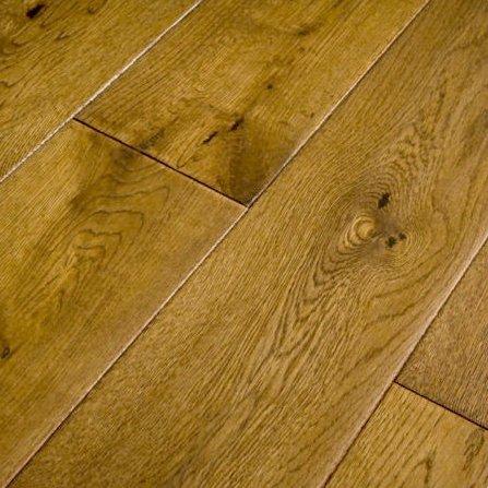 Solid Wood Flooring Golden Oak Hand Scraped 15m Pack Amazon